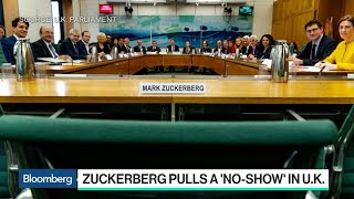 Facebook's Zuckerberg Ducks U.K. Fake News Hearing Nov.27 -- Facebook Inc. decided not to send Chief Executive Officer Mark Zuckerberg to testify at a hearing held by a committee of British lawmakers ..., From YouTubeVideos