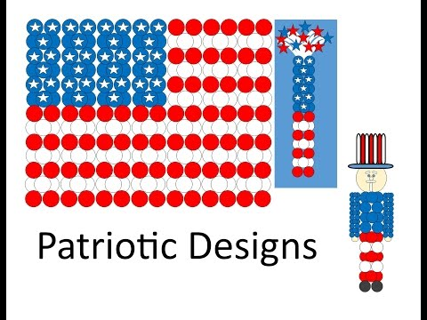 Publisher Tutorial: How to make balloon decoration mock-ups for 4th of July
