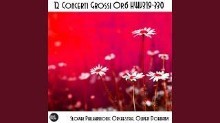 Concerti Grossi No. 12, Op. 6 HWV330: III. Aria: Larghetto e piano