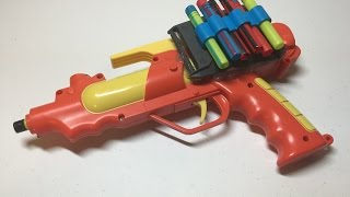 Custom BOOMco. Blaster - The Wipeout Pistol