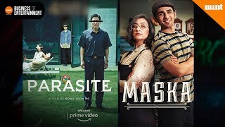Netflix has 'Maska,' Amazon 'Parasite' for you at home | Business of Entertainment