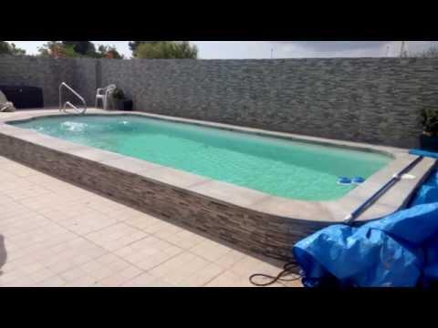 Barpool piscinas prefabricadas modelo romana a80 for Piscinas barpool
