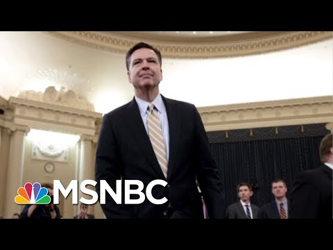 Peters On James Comey Memos: Donald Trump 'Often Makes People Very Uncomfortable' | MSNBC