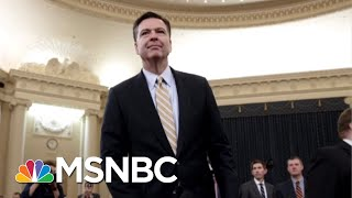 Peters On James Comey Memos: President Donald Trump 'Often Makes People Very Uncomfortable' | MSNBC thumbnail