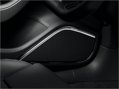 Bang  Olufsen Sound System in all models of Audi A3  YouTube