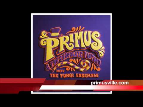 Primus - Chocolate Factory - The Les Claypool interview (2015)