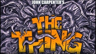 "John Carpenter's ""The Thing"" 35th Anniversary Group Art Show"