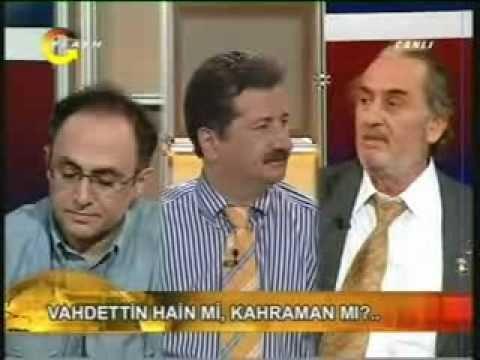 (1/8) Sultan Vahideddin Hain Değildir ! Laik profesöre canlı yayında ayar