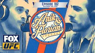 UFC Adelaide recap, UFC 231 preview | EPISODE 182 | ANIK AND FLORIAN PODCAST