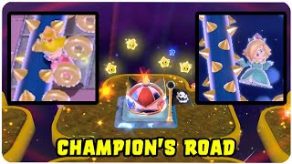 Super Mario 3D World Online - Champion's Road Misadventures