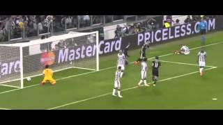 Ювентус 2 - 1 Реал Мадрид - Лига чемпионов - Плей-офф - Полный обзор матча - 05.05.2015