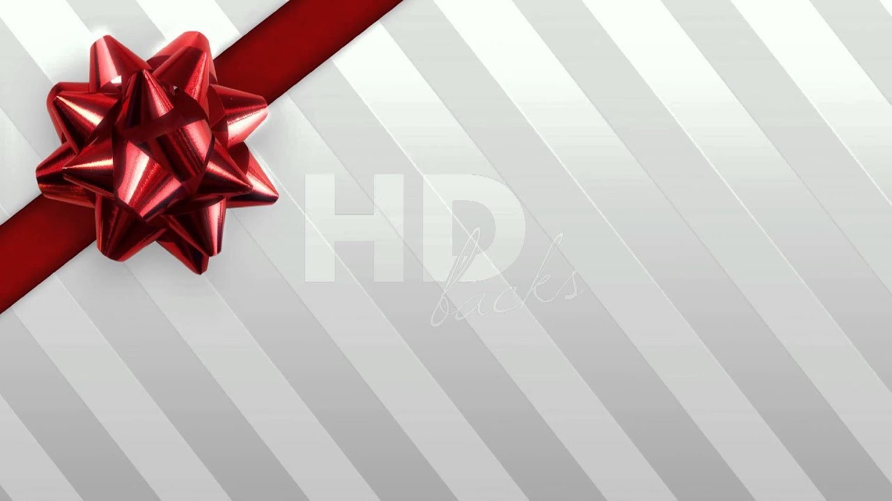 Christmas Gift - HD Background Loop