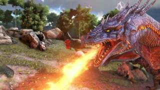 ARK : Survival of the Fittest - Announcement Trailer (PS4) HD