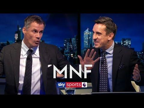 Gary Neville & Jamie Carragher's hilarious analysis of their own performances at Kompany testimonial