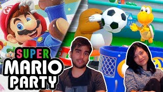 TORRENTE DE AVENTURAS CON #Yadira ! | Super Mario Party para Switch | Ep. 13 en ESPAÑOL