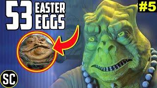 Star Wars BAD BATCH 1x05: Every EASTER EGG + Did LUKE Kill Muchi?