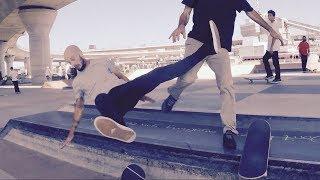 Lynch Family Skate Park - Boston Street Skateboarding - Corey Goonan Jarrod Pimental