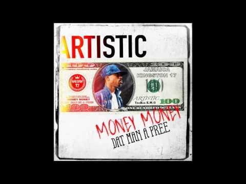 Artistic - Dat Man A Pree - May 2017