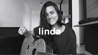 linda projota ft anavitória day cover
