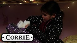 Hope Runs Away From Home | Coronation Street
