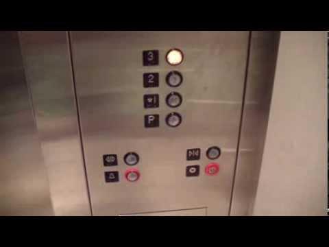 Montgomery Hydraulic Elevator At Jcpenney Gateway Mall