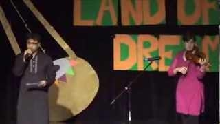 21st Feb Performance: Poetry with Violin : OU SAB Bangladesh Night 2013