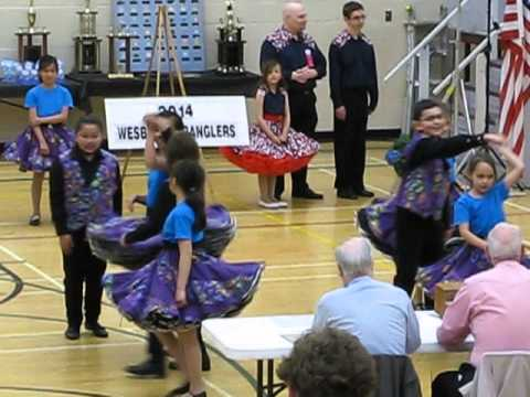 2014 65th North-West Teen Festival-Square Dance-Langley 2/2