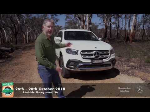 Introducing the Mercedes X-Class!