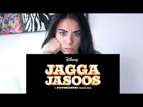 JAGGA JASOOS   TRAILER REACTION   TRAVEL VLOG IV