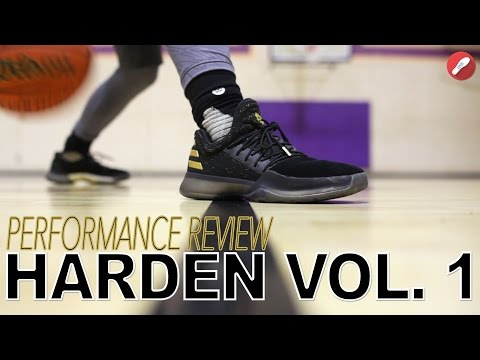 Adidas James Harden Vol. 1 Performance Review!