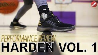 Modernizar Red laberinto  Adidas James Harden Vol. 1 Performance Review! - YouTube