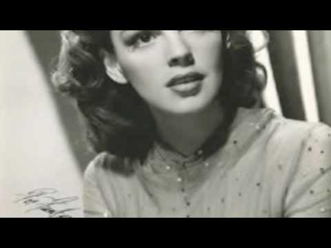 OVER THE RAINBOW Judy Garland Harold Arlen live in San Francisco 1940