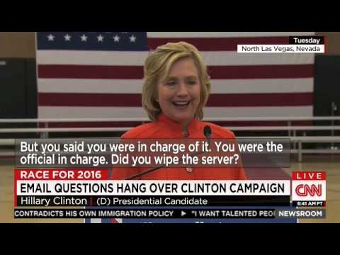 The Hillary Clinton Email Scandal, In Two-and-a-Half Minutes | SUPERcuts! #227