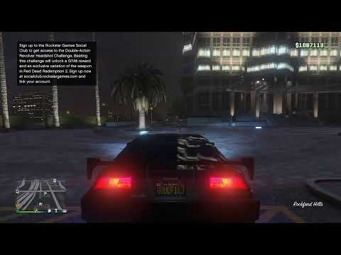 GTA Online|Live 5 (New Apartment) - YouTube