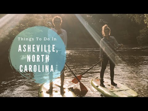 Your Guide to the Best of the Outdoors in Asheville, North Carolina