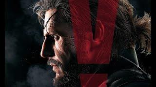 Metal Gear Solid 5:The Phantom Pain/ Remove Demon Blood.