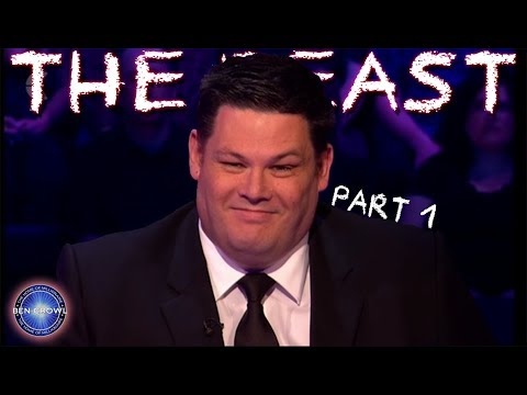 Who Wants to be a Millionaire Mark Labbett (The Beast) 8th April 2006