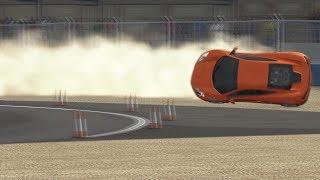 Grid Autosport Crashes #1 NO MUSIC