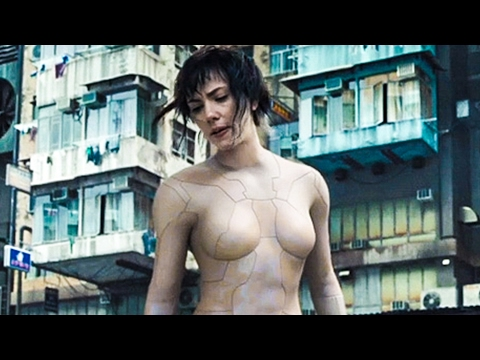 Thumbnail: GHOST IN THE SHELL All Trailer + Movie Clips (2017)