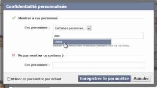 Facebook et confidentialité: comment garder ses conversations privées