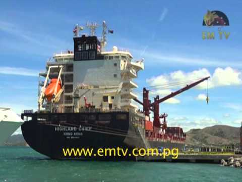 PNG Ports Corporation Signs Sister-Port Agreement with China