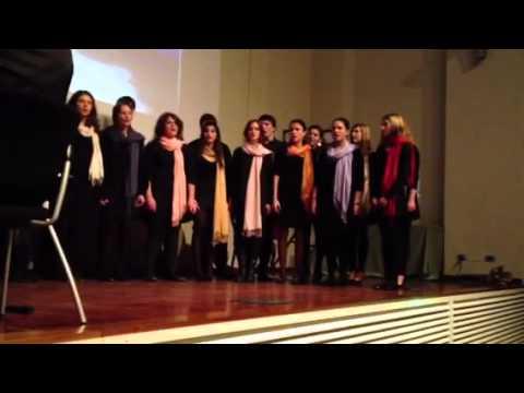 Coro Liceo classico cairoli Varese