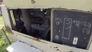 diesel generator or light tower? or both?