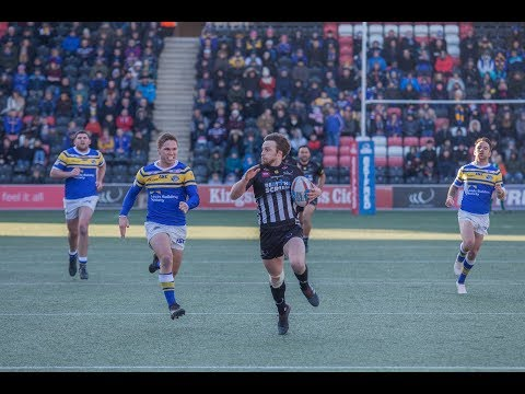 Joe Mellor discusses Widnes Vikings victory over Leeds Rhinos