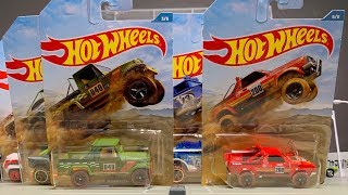 Lamley Showcase: Brand New Hot Wheels Baja Racing 6-Car Set