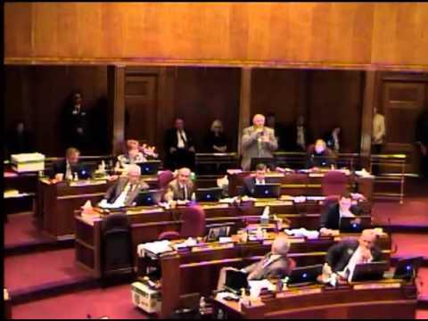 ND Senate Passes Oil Tax Reform Bill
