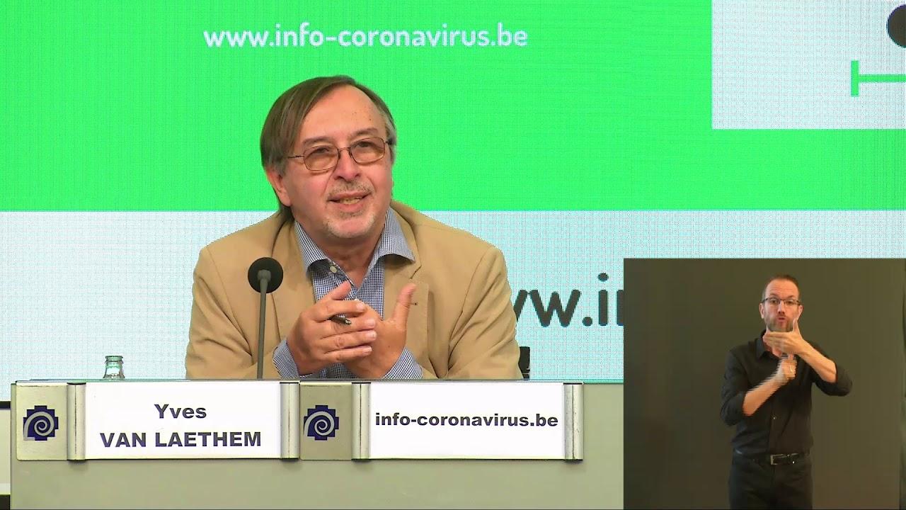 Coronavirus Covid 19 Persconferentie Update Van 13052020