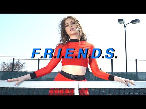 FRIENDS - Marshmello x Anne Marie   Dytto   Dance