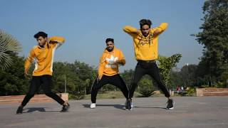 Aankh Marey - Simmba  | Dance Choreography | STUDIO.  BORN TO DANCE | |