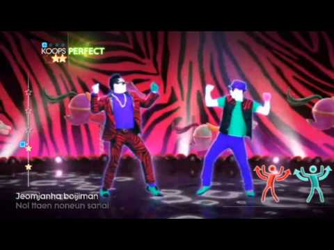 [Just Dance 4] Psy - Gangnam Style (DLC)